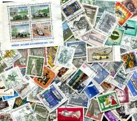 GERMANY (BERLIN). Only Commemoratives; with ROUND CANCELS!. A scarce mixture. OFF PAPER! ≈ 250 STAMPS/OZ.. Received JAN 2020