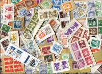 BERLIN. Only definitive stamps; some higher values seen. A scarce mix, now! **SOLD OUT**