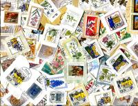 GERMANY (BERLIN). Only semi-postals. A very scarce mixture. ≈ 250 STAMPS/OZ  Received JAN 2020