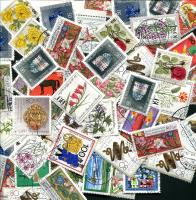 GERMANY (BERLIN). Only Semi-Postalss; with ROUND CANCELS!. Not much variety. OFF PAPER! ≈ 250 STAMPS/OZ. Received JAN 2020