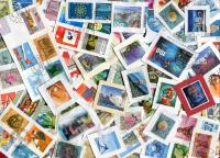 SWITZERLAND. Mostly newer Commemoratives, closely clipped paper.  Received MAR 2015    **SOLD OUT**