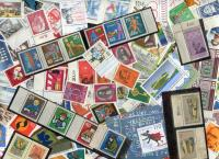 GERMANY: Mixed Commemoratives.MNH (Mint Never Hinged)  OFF PAPER.  Received JAN 2020
