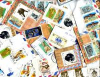 EGYPT. 20th Century mix, mostly high value stamps cataloguing $1.00 or more. LIMITED QUANTITIES. **SOLD OUT**
