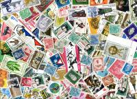 GERMANY (EAST): Commemoratives off paper. Mostly CTO (as is usual for this country) Approximately 250 stamps per ounce. Received JAN 2020