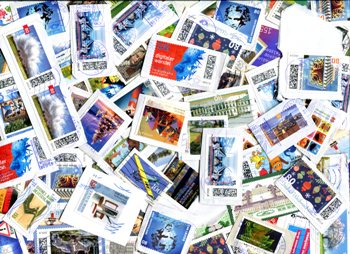 GERMANY: Only commemoratives, old and new. Some High Value Commemoratives and Semi-Postals seen. With 2020 issues! Received MAR 2021