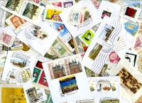 GERMANY: Unpicked mix with about 50% Commemoratives. Only the UNCANCELLED stamps removed. From Germany. New supplies in all of the time. Received NOV 2020