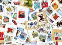 GERMANY. Only Semi-Postals with High Values. Mostly wavy cancels, good variety. Some larger paper. New Shipment Received JAN 2021