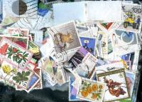 GERMANY. Only Semi-Postals with High Values. Machine cancels, good variety.  Approximately 250 stamps per ounce. Received JAN 2020