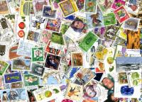 GERMANY. Only Semi-Postals with High Values. Mostly ROUND cancels, good variety.  Approximately 250 stamps per ounce. Received JAN 2020
