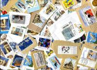 GERMANY. Higher Value Commemoratives only. Good variety, but some issues have more than expected. About 95 stamps per ounce. Received Jan 2020